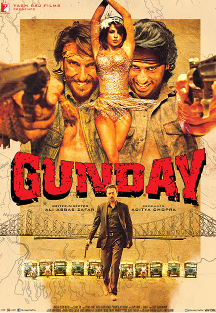 Gunday-Poster