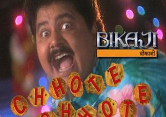 Bikaji Chhote Chhote