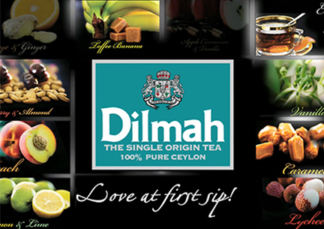 Dilmah Fruit Teas