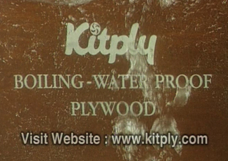 Kitply – Boiling Water Proof Plywood