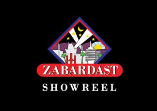 ZABARDAST Show Reel